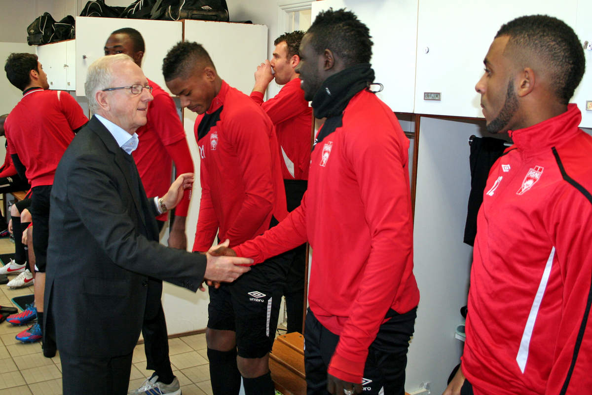 L'ASNL change de coach - Photo n°0