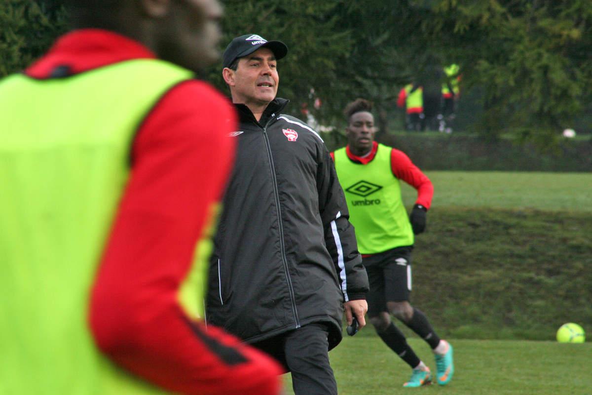 L'ASNL change de coach - Photo n°7