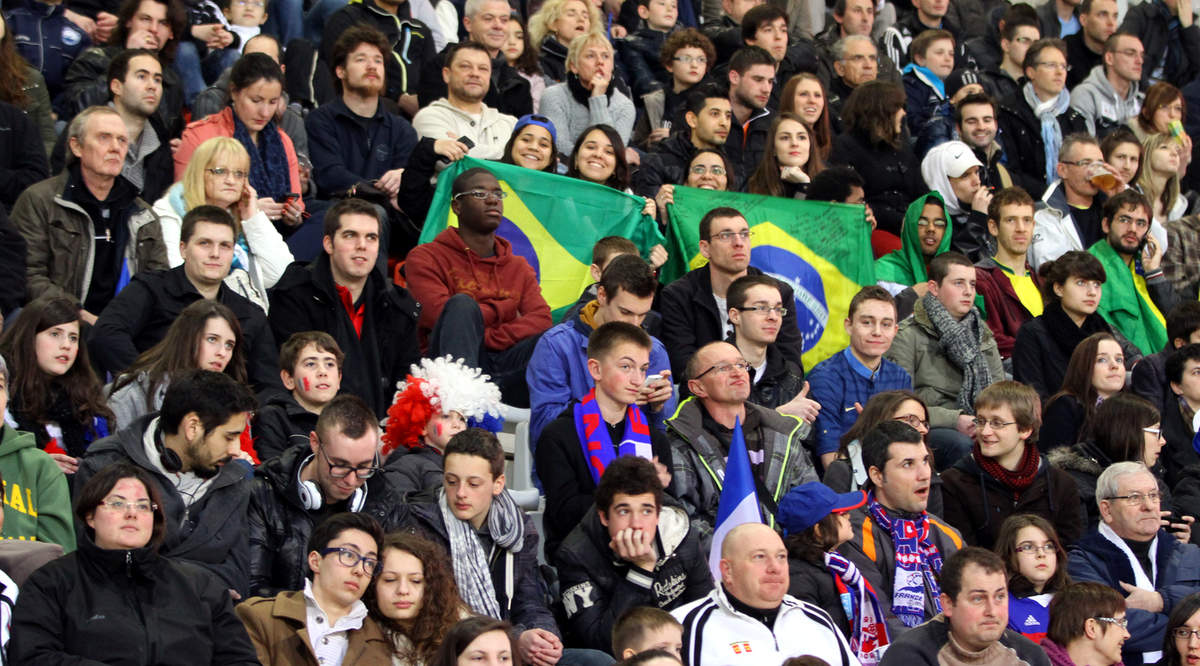 France-Brésil (F) - Photo n°20