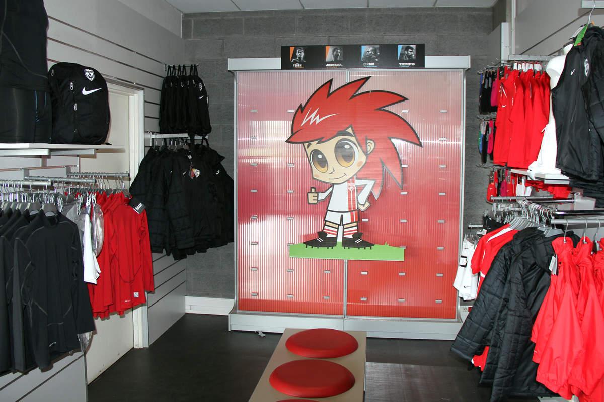 Nike à la boutique - Photo n°0