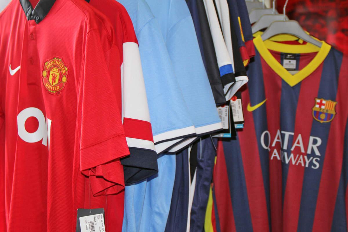 Nike à la boutique - Photo n°5