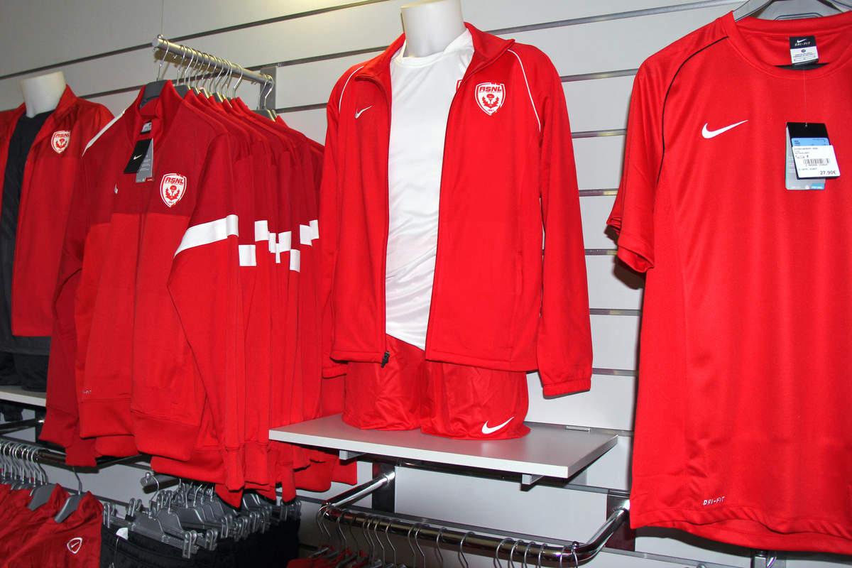 Nike à la boutique - Photo n°6