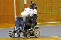 Du foot fauteuil pour le Téléthon - Photo n°3