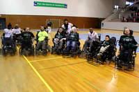 Du foot fauteuil pour le Téléthon - Photo n°7