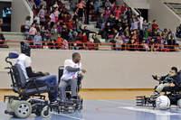 Du foot fauteuil pour le Téléthon - Photo n°8