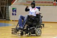 Du foot fauteuil pour le Téléthon - Photo n°9