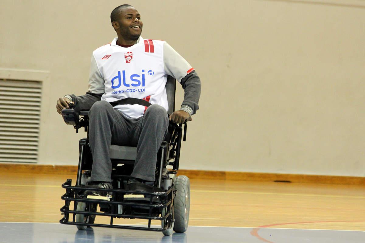 Du foot fauteuil pour le Téléthon - Photo n°17