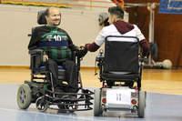 Du foot fauteuil pour le Téléthon - Photo n°21