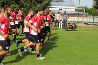 Premier entraînement - Photo n°9