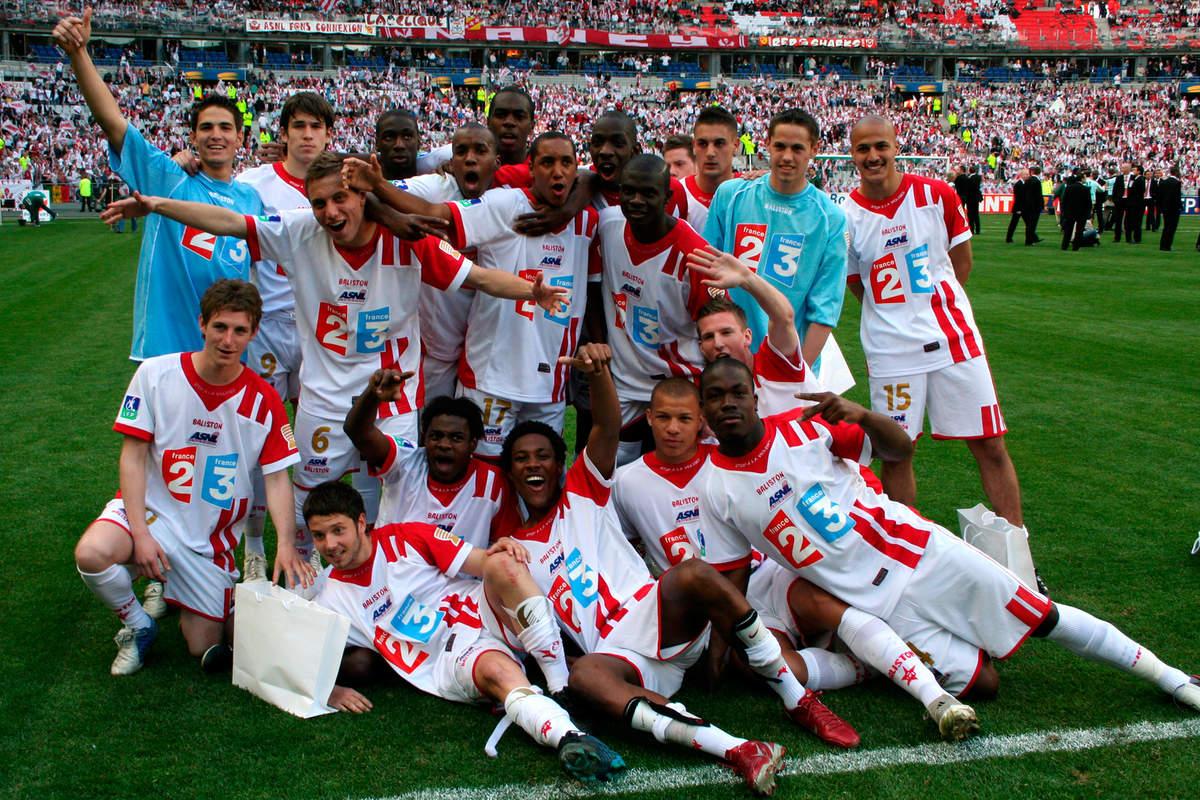 Finale de la coupe de la Ligue 2006 - Photo n°36