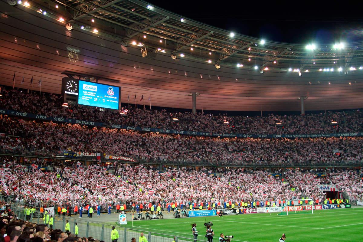 Finale de la coupe de la Ligue 2006 - Photo n°40