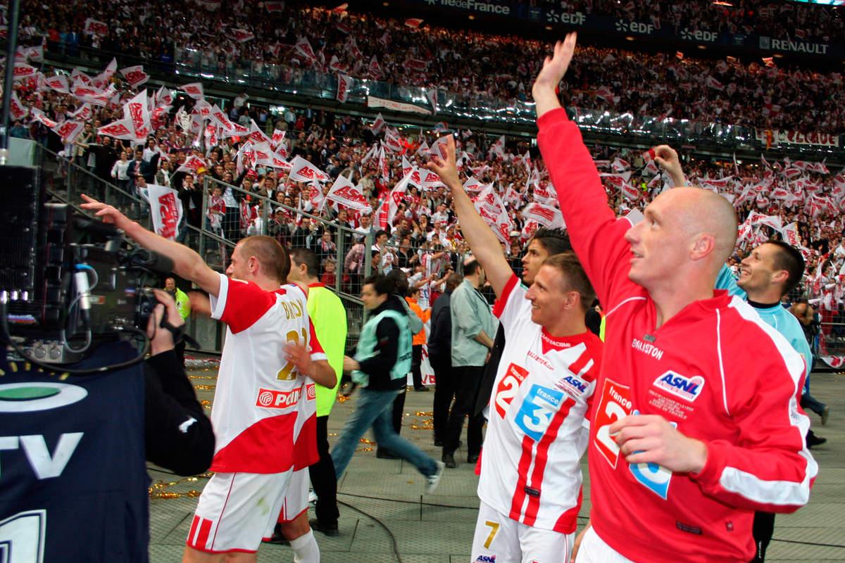 Finale de la coupe de la Ligue 2006 - Photo n°41