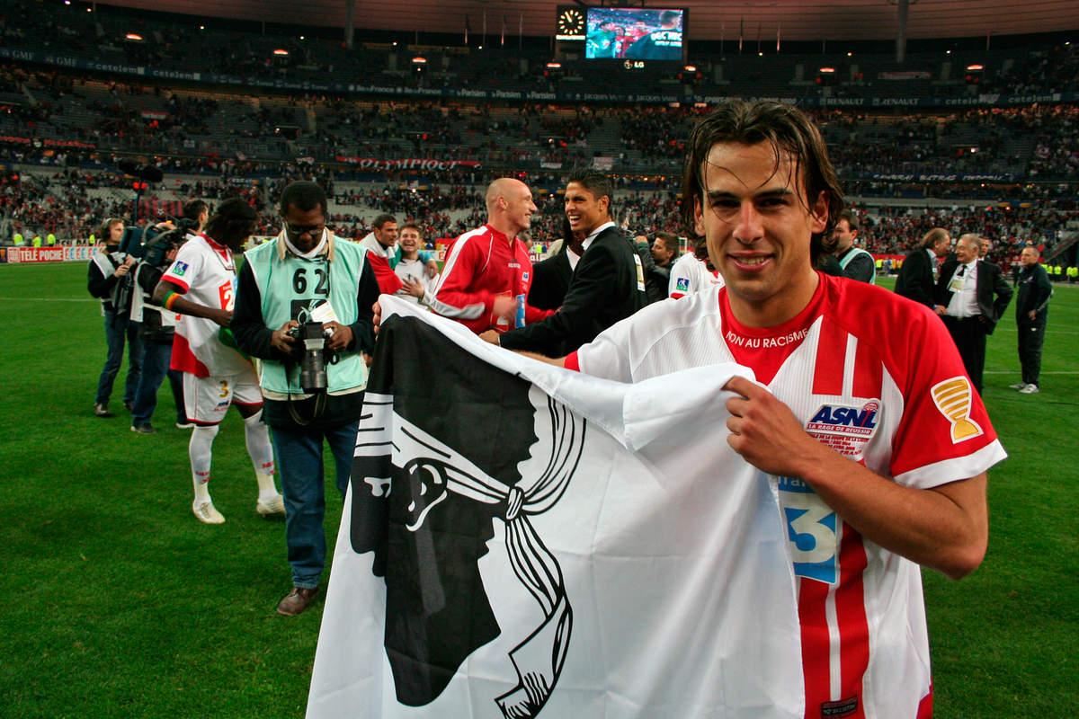 Finale de la coupe de la Ligue 2006 - Photo n°42
