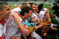 Finale de la coupe de la Ligue 2006 - Photo n°44