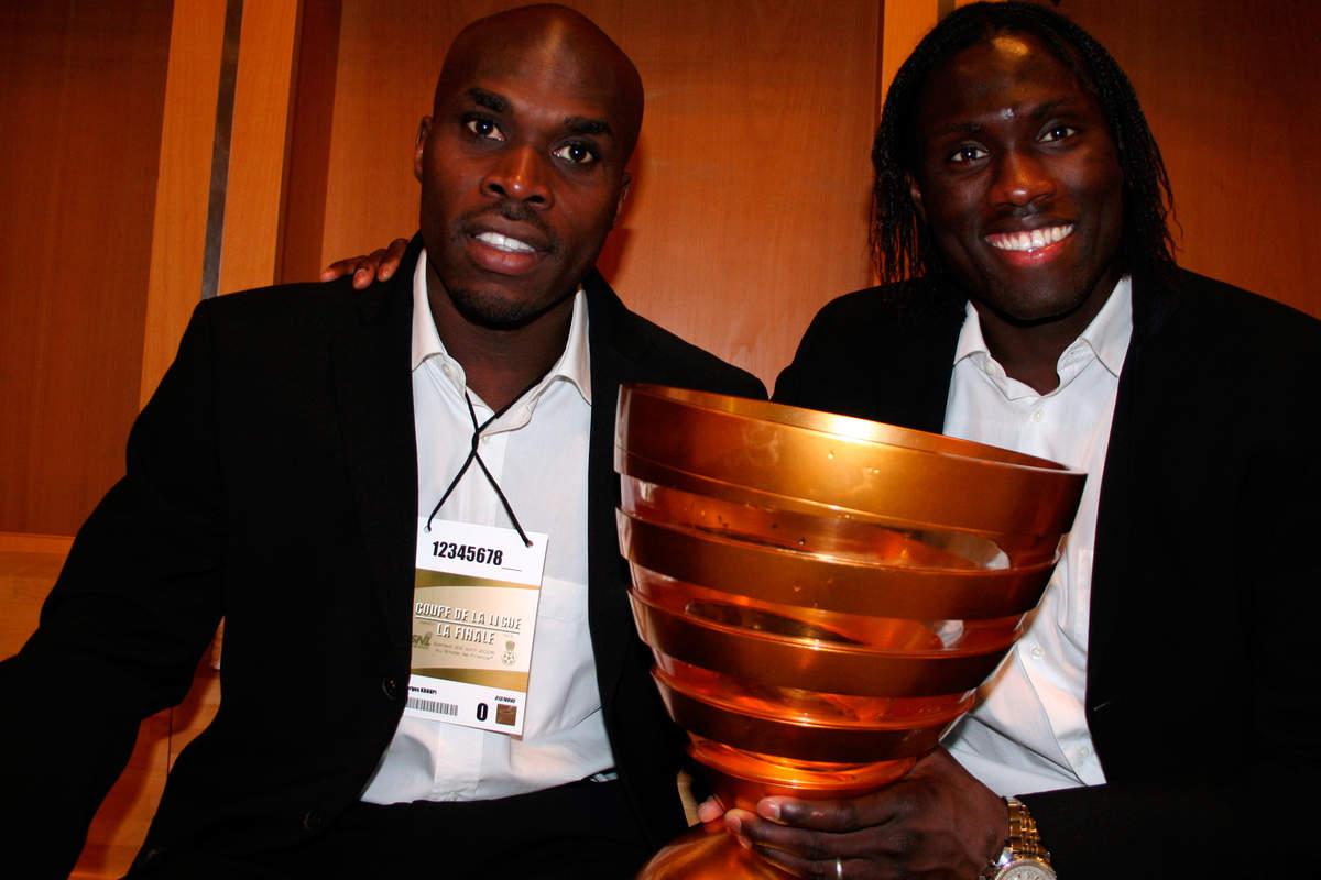 Finale de la coupe de la Ligue 2006 - Photo n°49