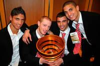 Finale de la coupe de la Ligue 2006 - Photo n°50
