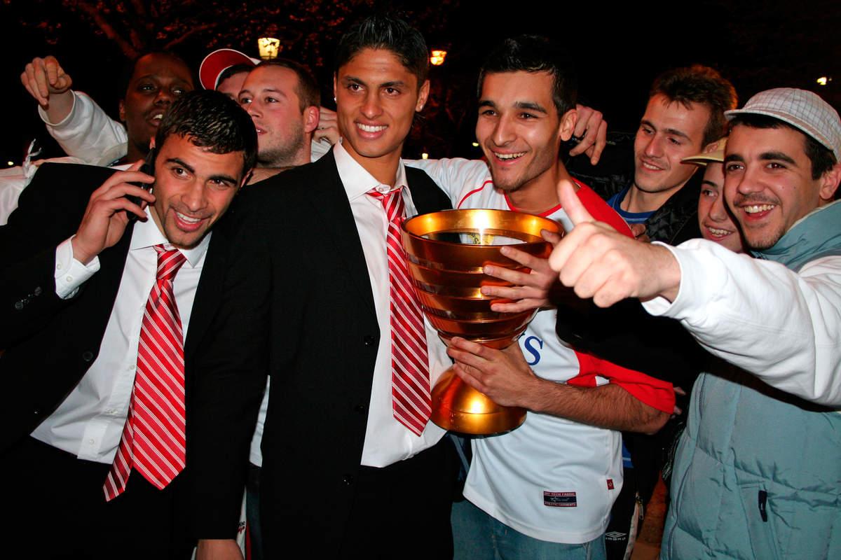 Finale de la coupe de la Ligue 2006 - Photo n°52