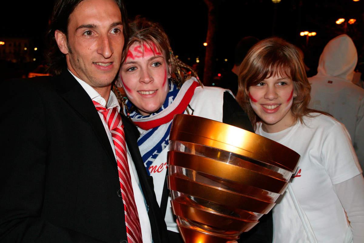 Finale de la coupe de la Ligue 2006 - Photo n°53