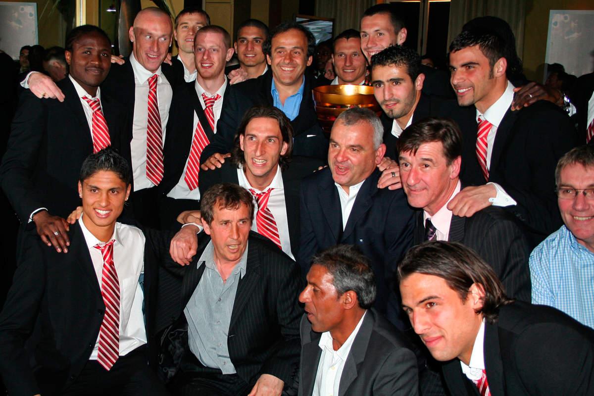 Finale de la coupe de la Ligue 2006 - Photo n°54