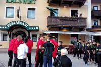 Les U15 en Autriche - Photo n°1