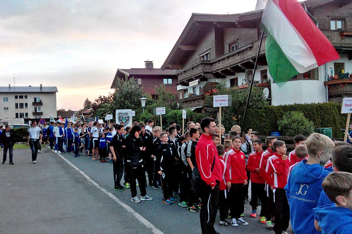 Les U15 en Autriche - Photo n°2