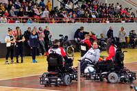 Une équipe mixte au foot fauteuil - Photo n°6