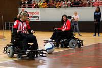 Une équipe mixte au foot fauteuil - Photo n°7