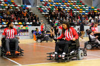 Une équipe mixte au foot fauteuil - Photo n°11