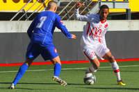 ASNL/Bourg-Peronnas en CFA - Photo n°0
