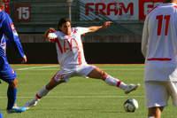 ASNL/Bourg-Peronnas en CFA - Photo n°2
