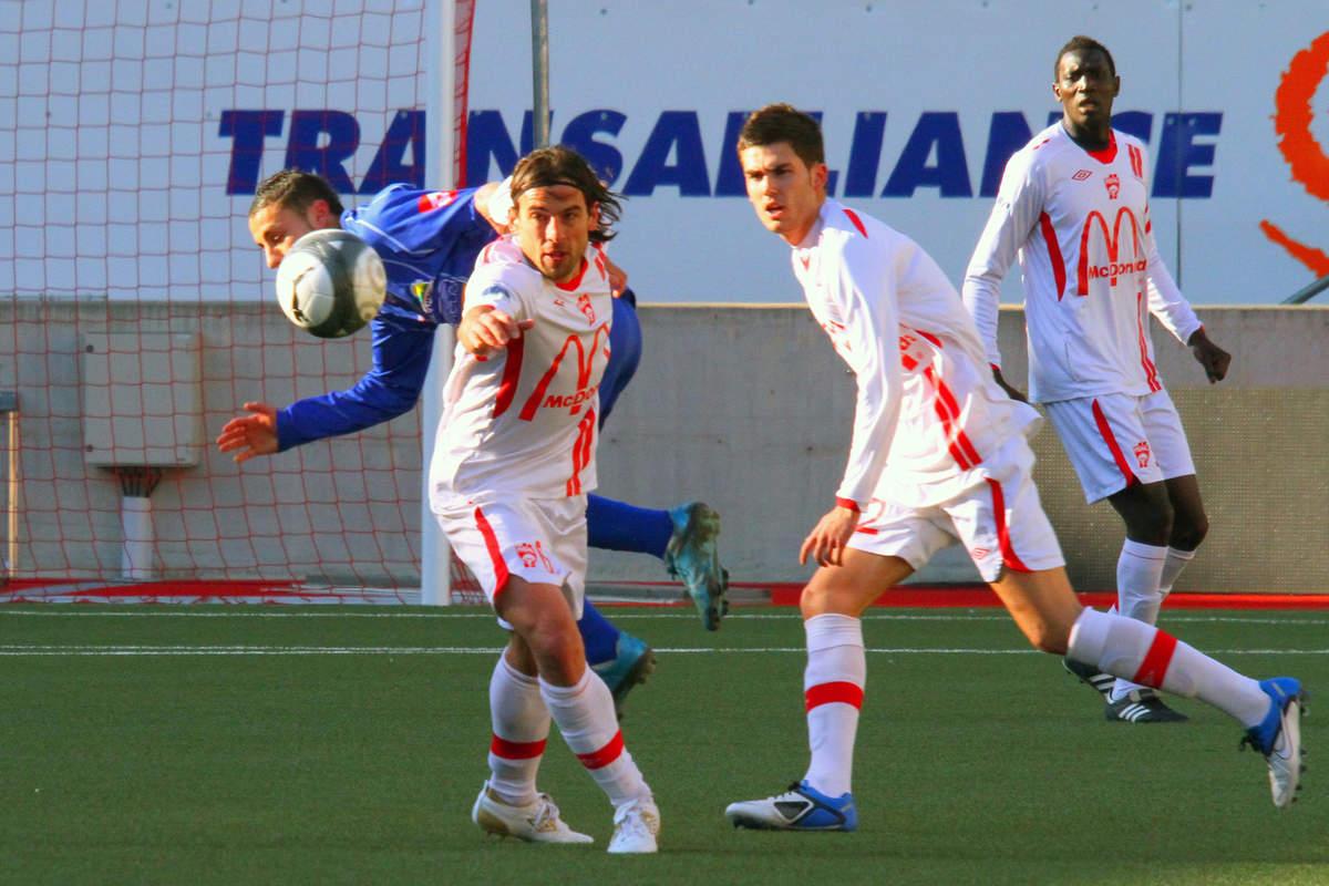 ASNL/Bourg-Peronnas en CFA - Photo n°5
