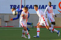 ASNL/Bourg-Peronnas en CFA - Photo n°5