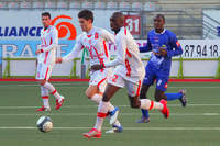 ASNL/Bourg-Peronnas en CFA - Photo n°6