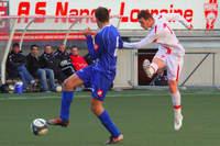 ASNL/Bourg-Peronnas en CFA - Photo n°7