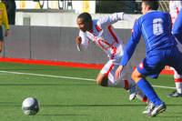ASNL/Bourg-Peronnas en CFA - Photo n°10