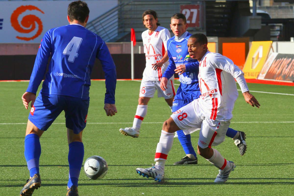 ASNL/Bourg-Peronnas en CFA - Photo n°11