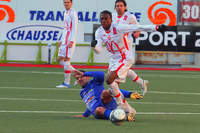 ASNL/Bourg-Peronnas en CFA - Photo n°15