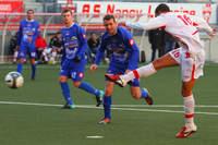 ASNL/Bourg-Peronnas en CFA - Photo n°16