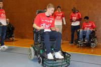Vandoeuvre-Nancy en foot fauteuil - Photo n°1