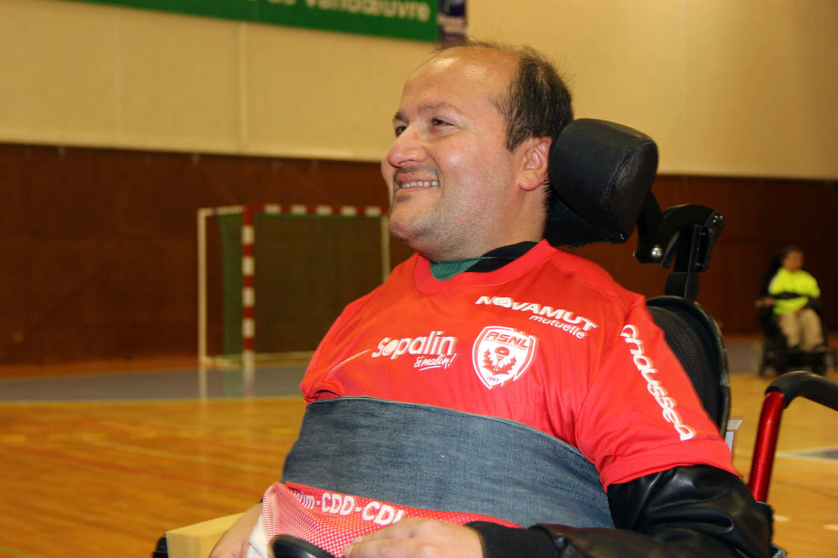 Vandoeuvre-Nancy en foot fauteuil - Photo n°15