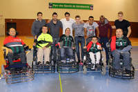 Vandoeuvre-Nancy en foot fauteuil - Photo n°20