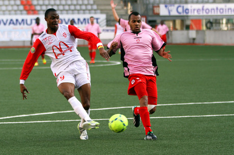 Nancy-Mulhouse en CFA