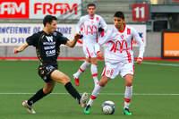 ASNL/Amnéville en CFA - Photo n°1