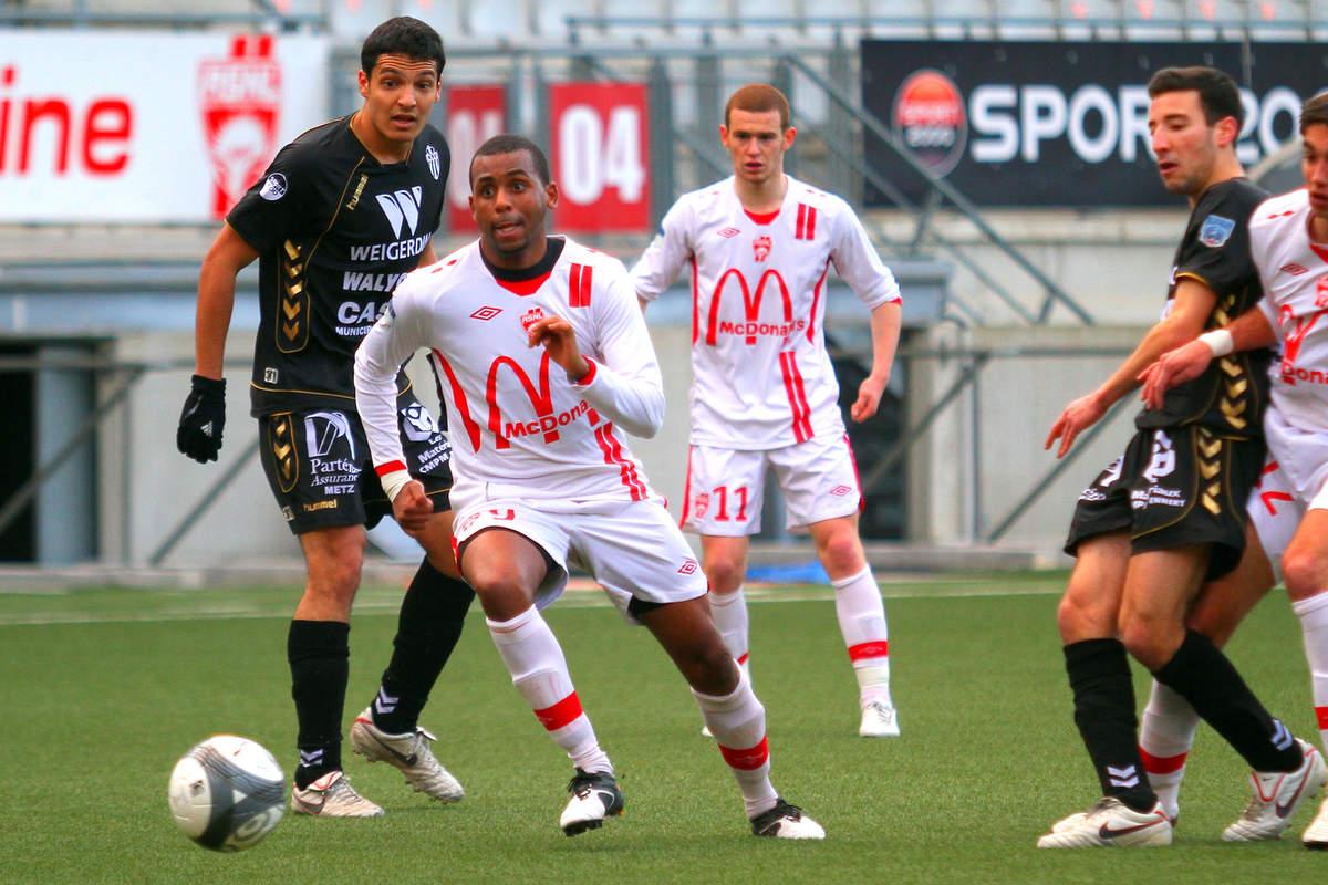 ASNL/Amnéville en CFA - Photo n°12