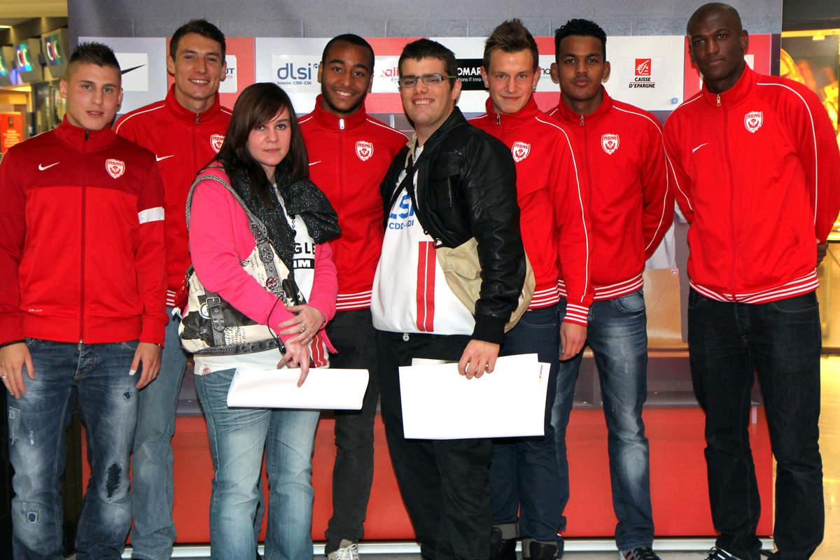 Les supporters au St-Seb - Photo n°42