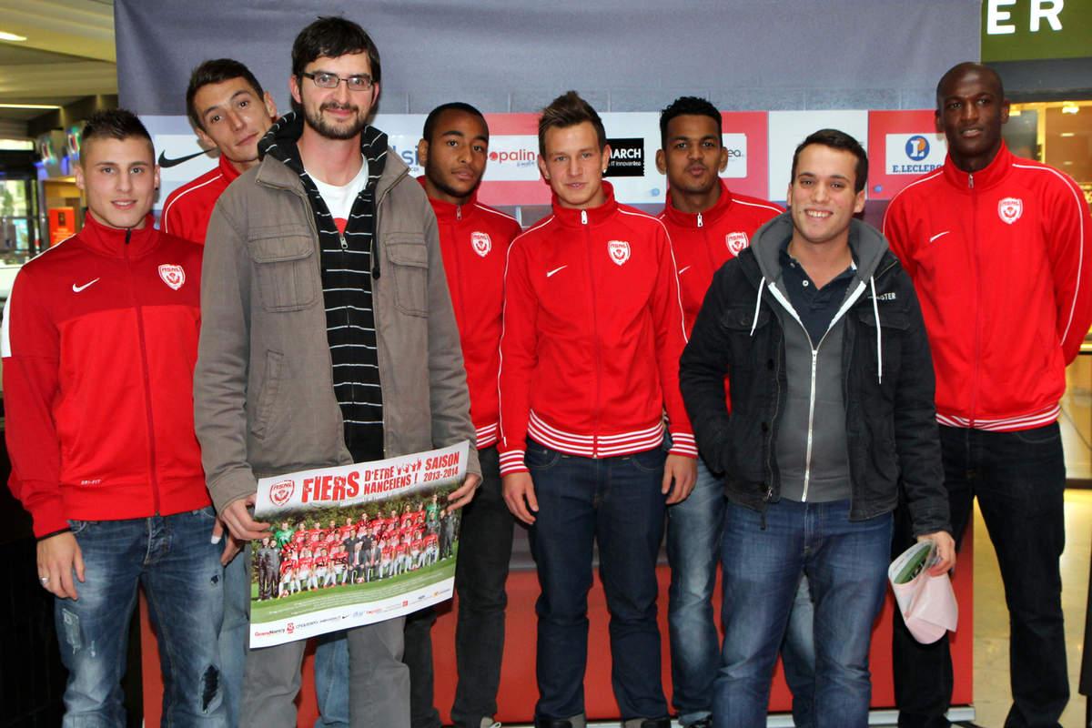 Les supporters au St-Seb - Photo n°58
