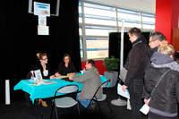 Le 3ème forum de l'emploi - Photo n°2