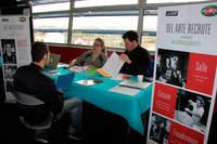 Le 3ème forum de l'emploi - Photo n°4