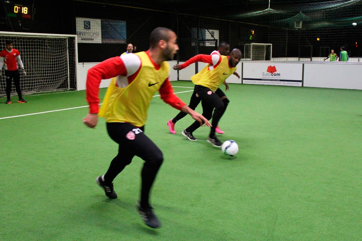 Une séance au Soccer City - Photo n°2