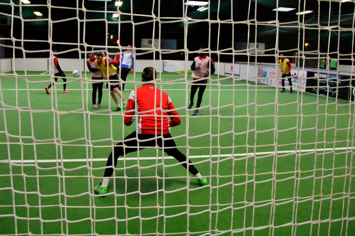 Une séance au Soccer City - Photo n°3
